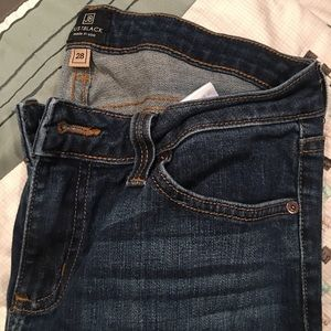 Jeans just black